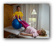 Physiotherapie Kinder